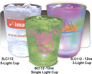 12oz Blinking and Lighted Cups
