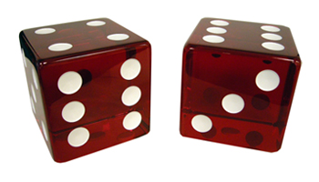 Large 4 Inch Dice