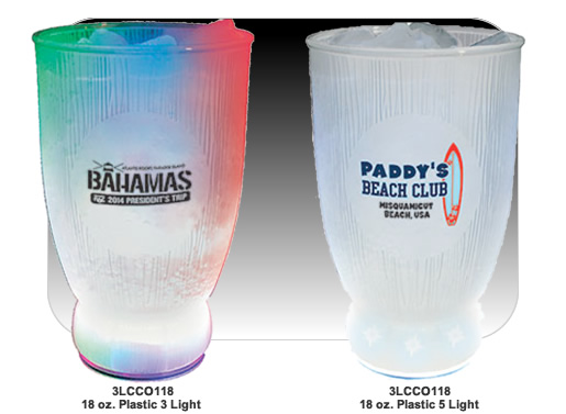 Light Up Coconut Cups – 3 and 5 Light Styles