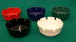 Stackable Ashtrays
