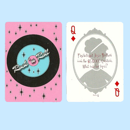 Bicycle Decades 50's Playing Cards