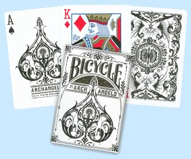 special bicycle cards
