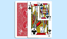 Bicycle Big Playing Cards