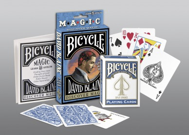 Bicycle David Blain Discovery Decks