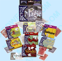Bicycle Playing Card Game Sets