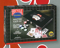 Bicycle Master Set 975b