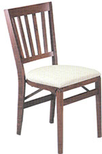 Bridge Chair No. 2550V