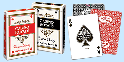 cartamundi casino royale playing cards