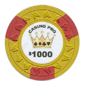 Pre Denominated Horsehead Casino Chips
