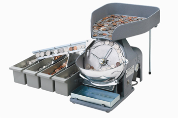Automatic Coin Sorters