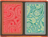 Congress Paisley II Cards