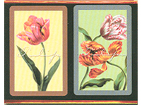 Congress Playing Cards Tulips