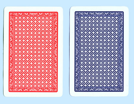 Congress Plastic Playing Cards