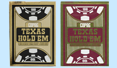 Copag Texas Holdem Plastic Playing Cards