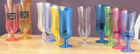 Crystal Hurricane Glasses