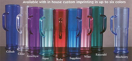 Crystal Beverage Mugs