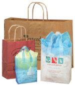Custom Imprinted Shopping Bags