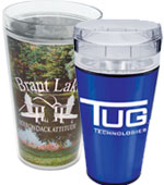 Custom-Imprinted Thermal Pints and Cups