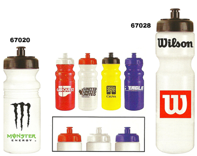 Custom Cycle Water Bottles