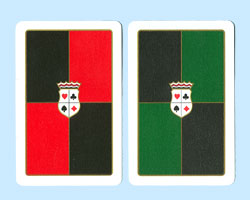 Dal Negro San Remo Bridge Playing Cards