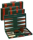 Velour Backgammon Sets
