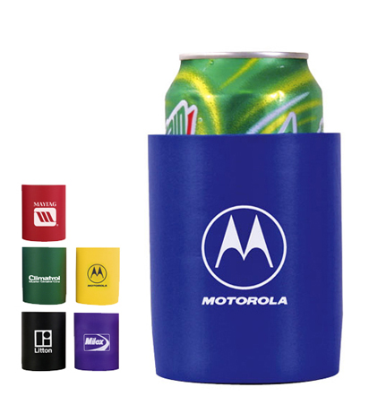 Foam Can Cooler and Koozie