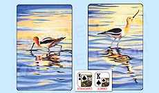 Gemaco Avocet Plastic Playing Cards