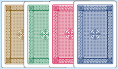 Gemaco Plastic Playing Cards