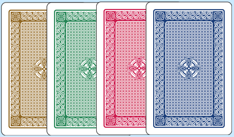 GEMACO Monte Carlo Plastic Playing Cards
