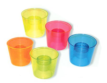 Amazon.com: Plastic Shot Glass 1 oz. 2500 per case, 2500/CA