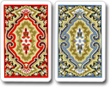 Kem Playing Cards Paisley