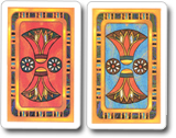 Kem Playing Cards Pharaoh