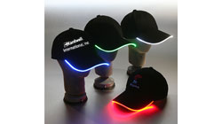 Embroidered Light Up Hats