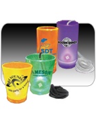 Light Up Shakers and Pitchers