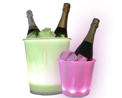 Light Up Ice Buckets