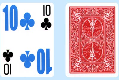 Bicycle E-Z-SEE Lo Vision Playing Cards