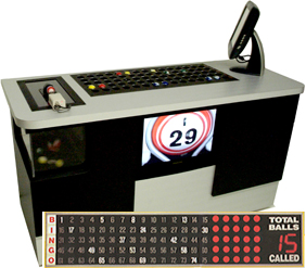 The Laminate Stealth Bingo Console System
