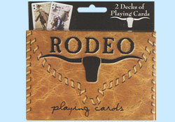 Rodeo Playing Cards