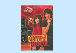 Camp Rock Playing Cards