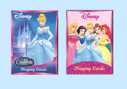 Disney and Cinderella Playing Cards