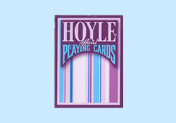 Hoyle Stripes Playing Cards