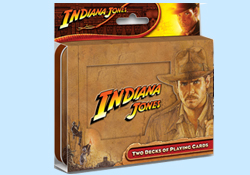 Indiana Jones Collectors Tin