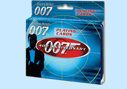James Bond Collectors Tin