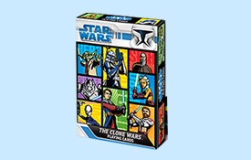 Star Wars Adventure Playing Cards