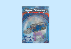 Transformer Playing Cards