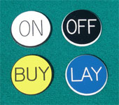 On-Off-Buy Lay Buttons
