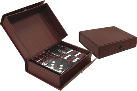 Pai Gow Tile Set in Carry Case