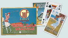 Lady Golf Bridge Set