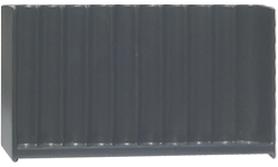 Upright Chip Racks 500 Chip Capacity (Plastic)