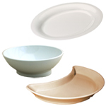 Plates, Bowls, and More